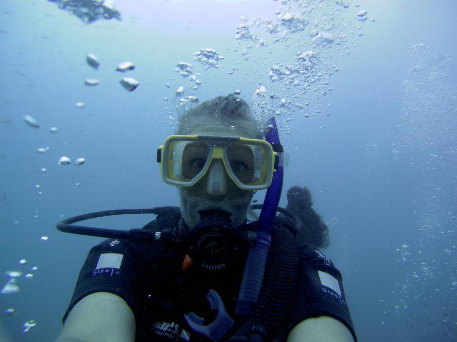 explorista diving