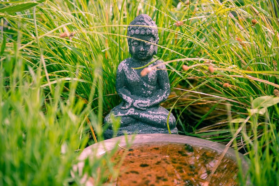 buddha vattenbad