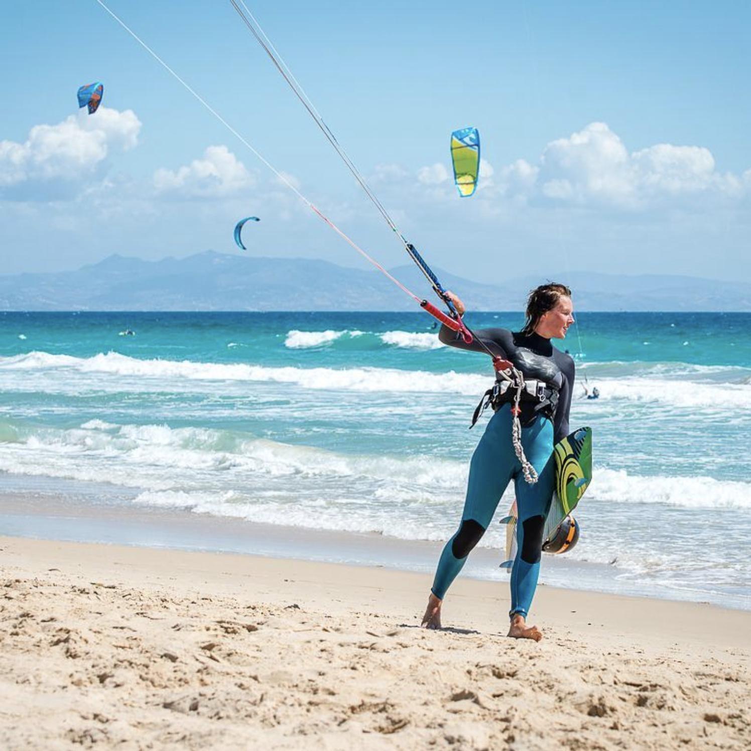 kitesurfgirl tarifa