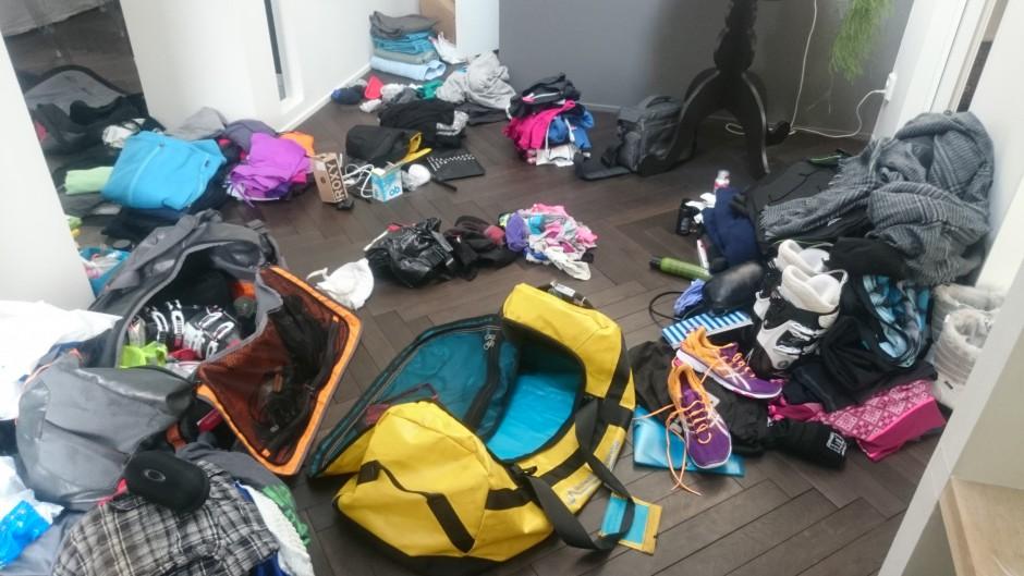 packning bo utomlands