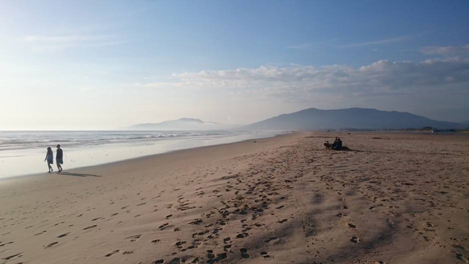 los lances playa