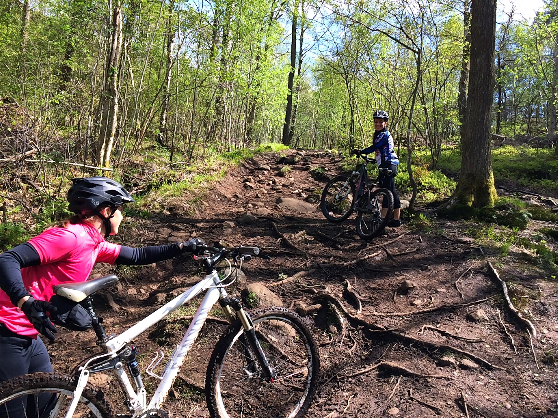 Första passet på mountainbike – ge mig tips!