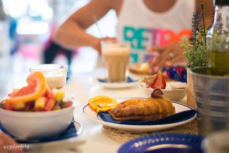 frukost cafe azul tarifa