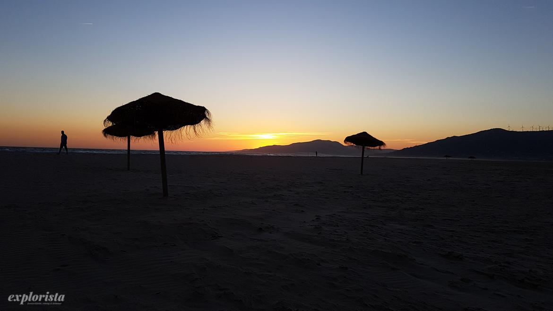 solnedgång tarifa
