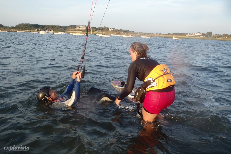 kitesurfkurs varberg