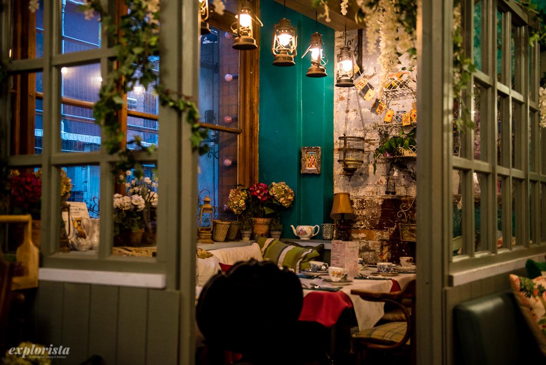 richmond tearooms