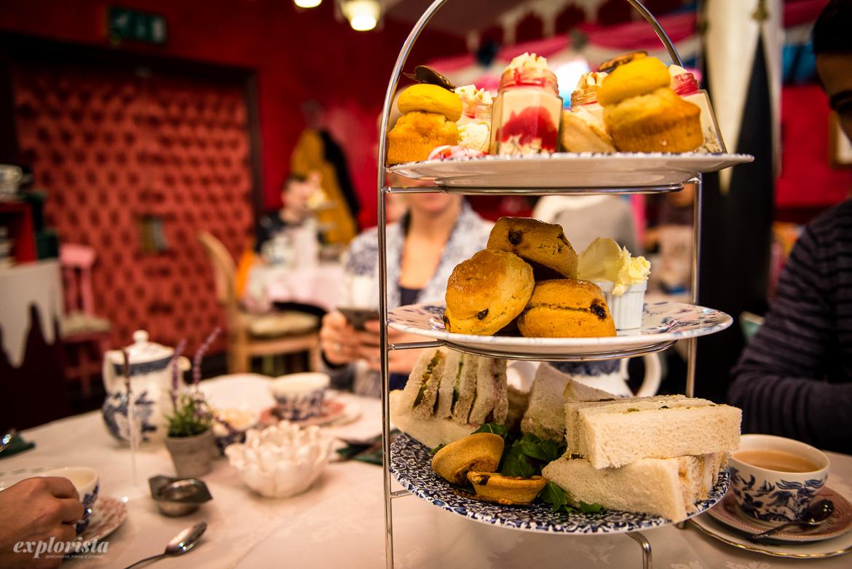 richmond tearooms afternoon tea