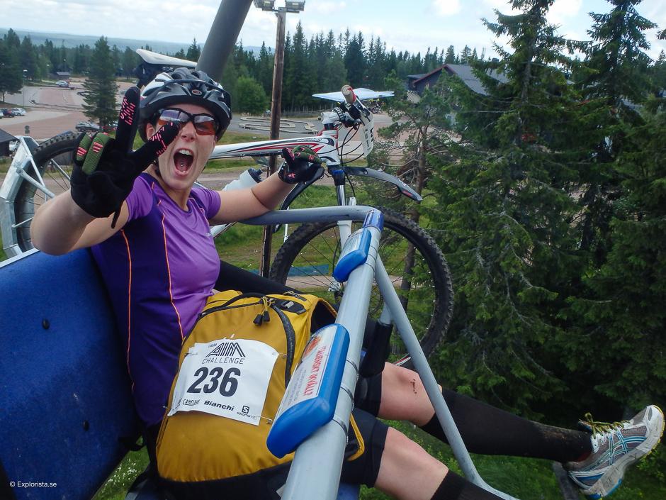 lift mountainbike