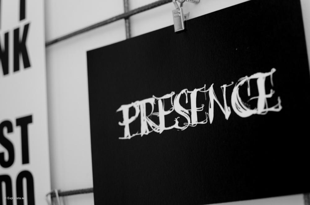 presence ylva skarp