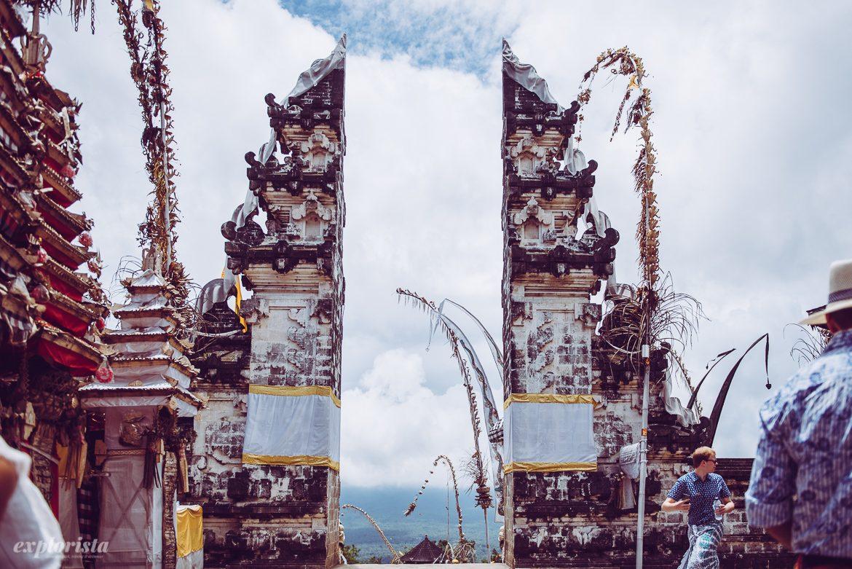 Lemputang temple Bali