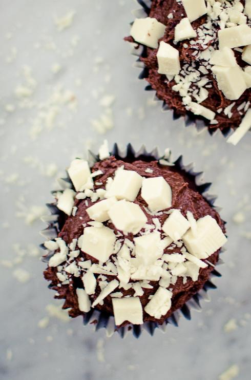 bananchokladcupcakes
