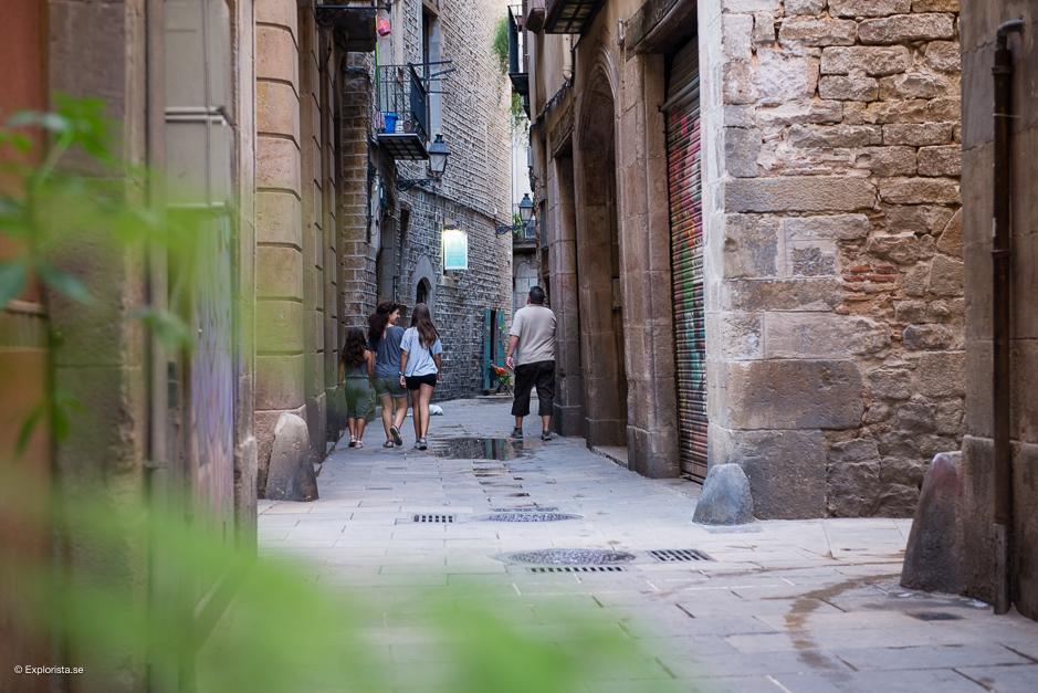 människor i barcelona