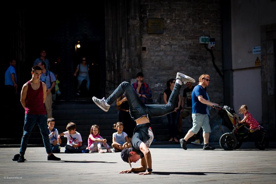 dansare i barcelona