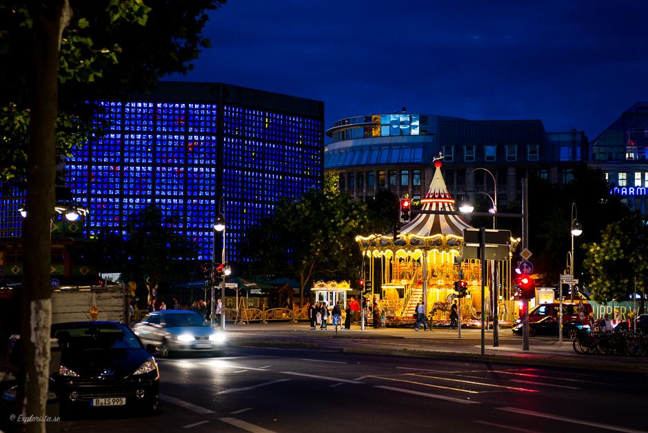 karusell nattbild