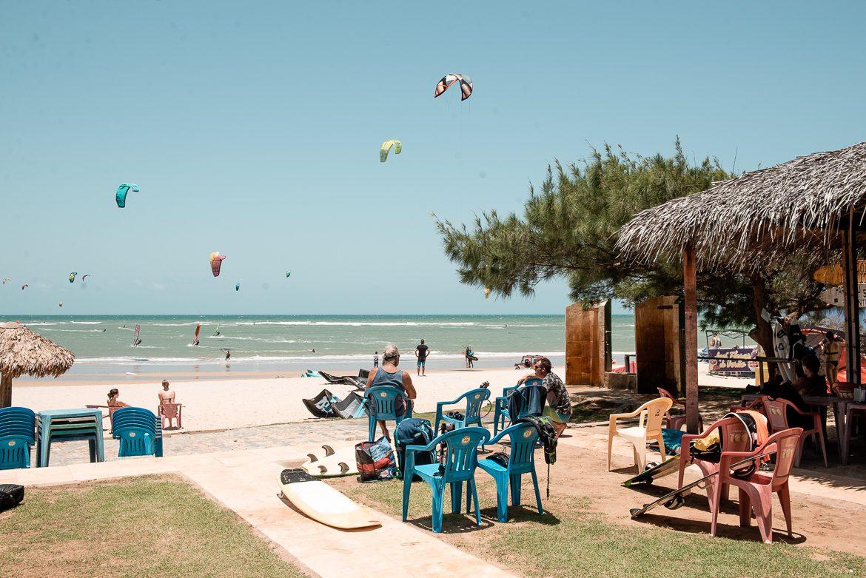 kitespot i brasilien