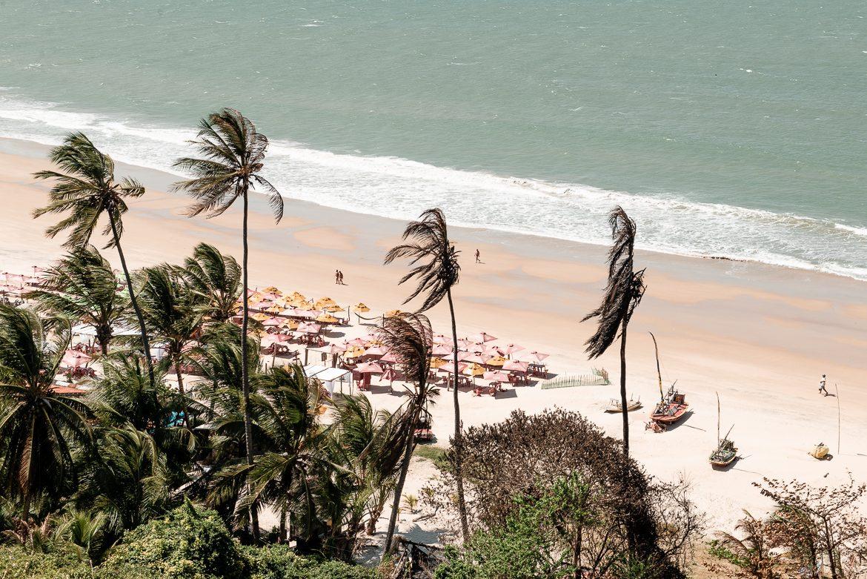 strand i lagoinho brasilien