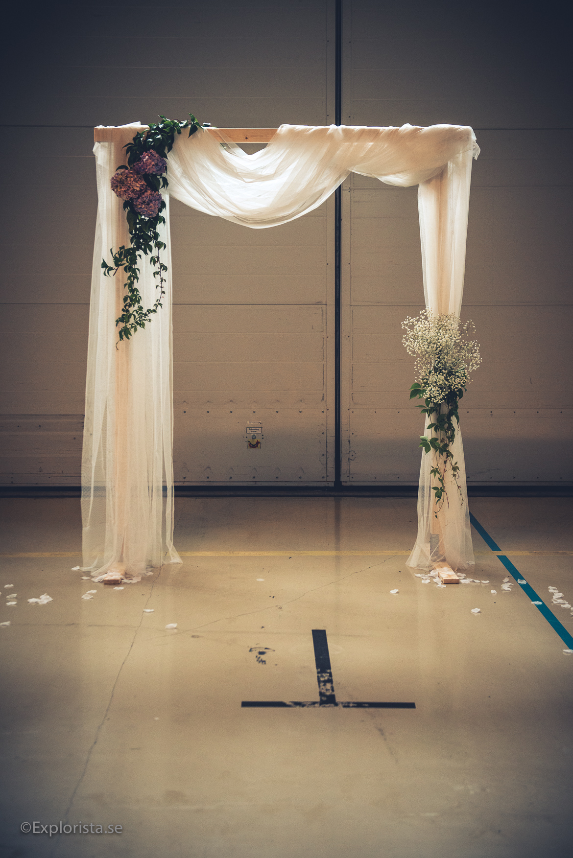 bröllopsbåge
