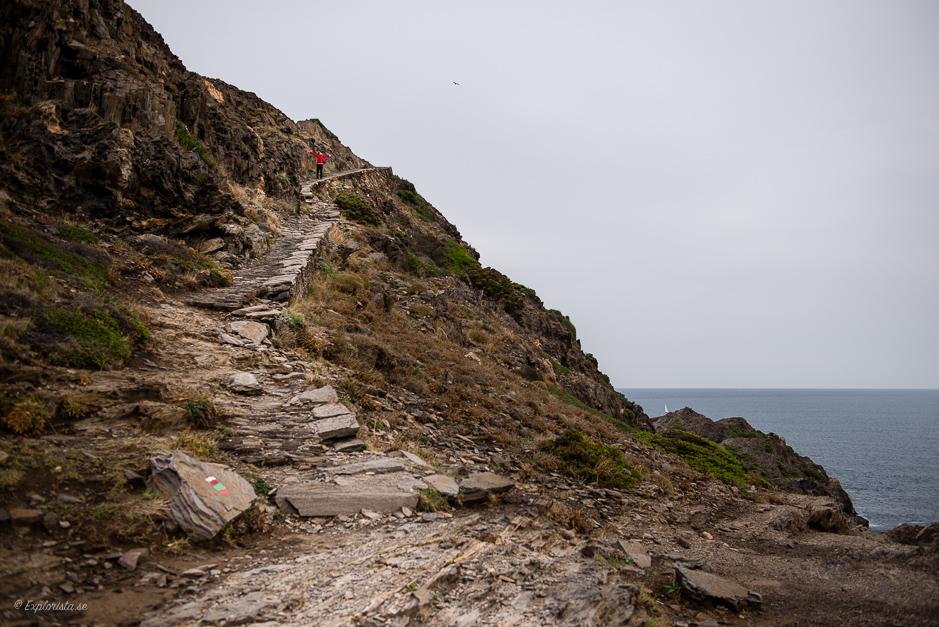 klippor utsikt
