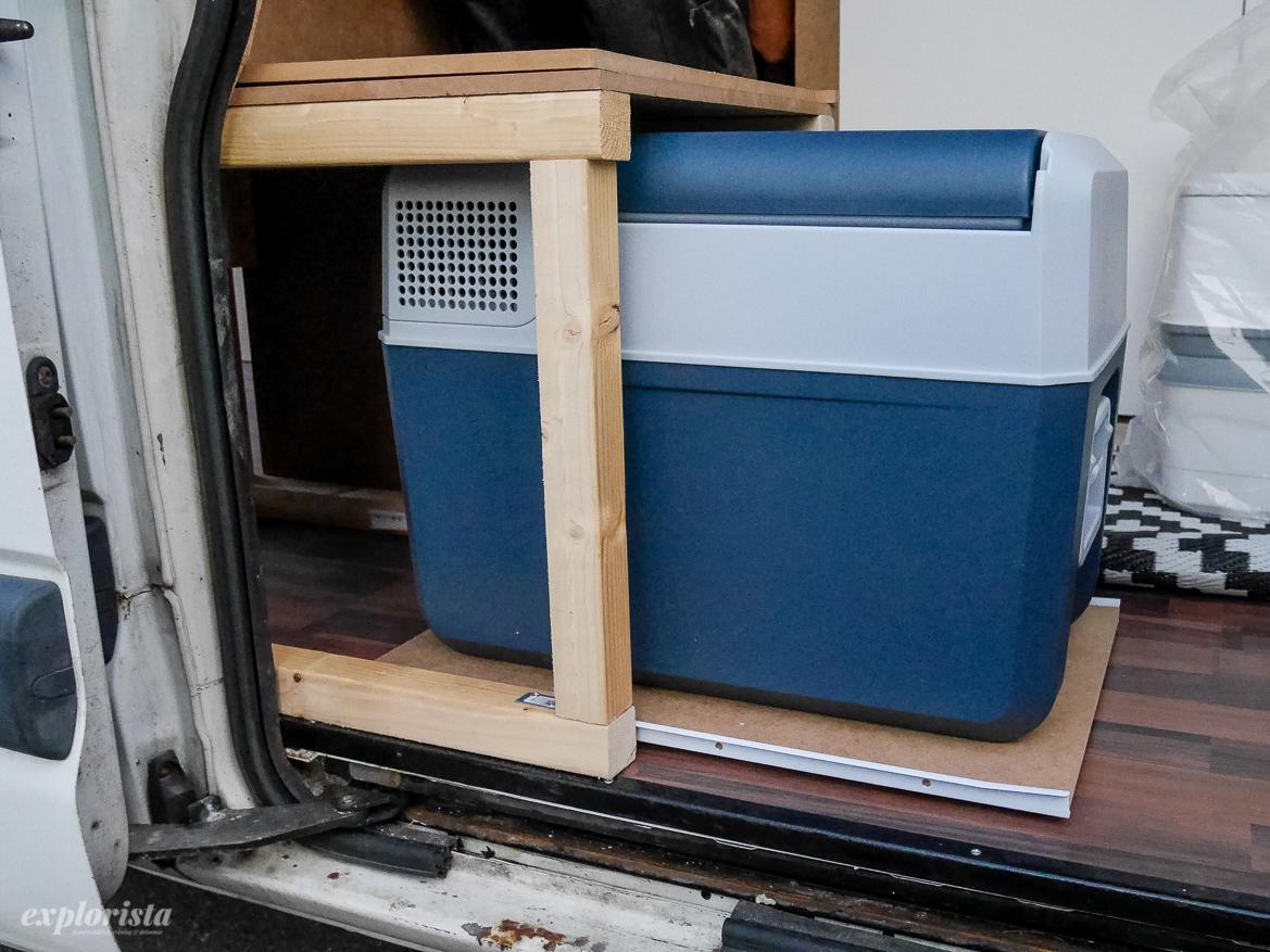 kompressorkylskåp campervan