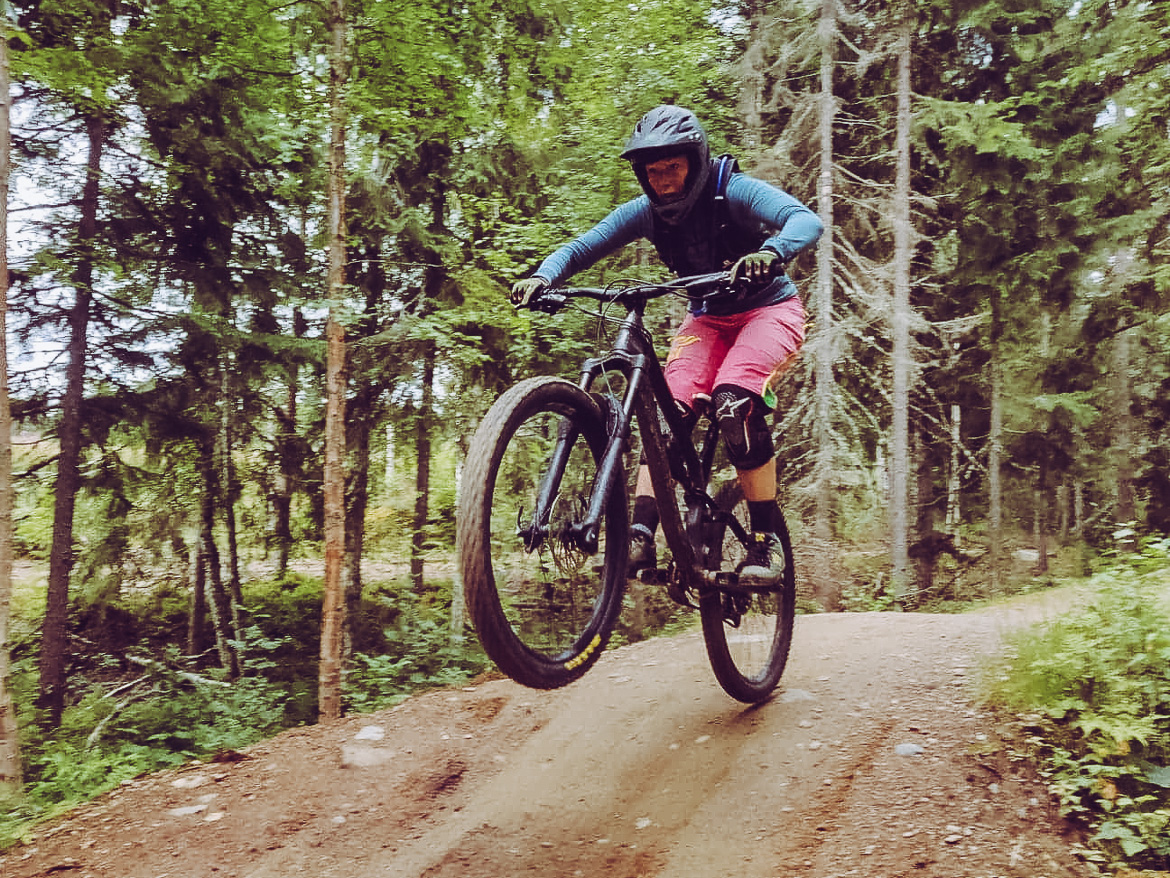 explorista downhill canyon torque
