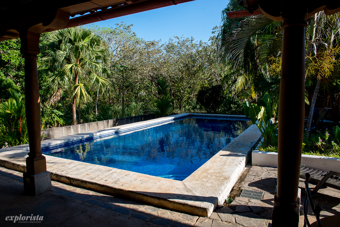 costa rica hotel with pool