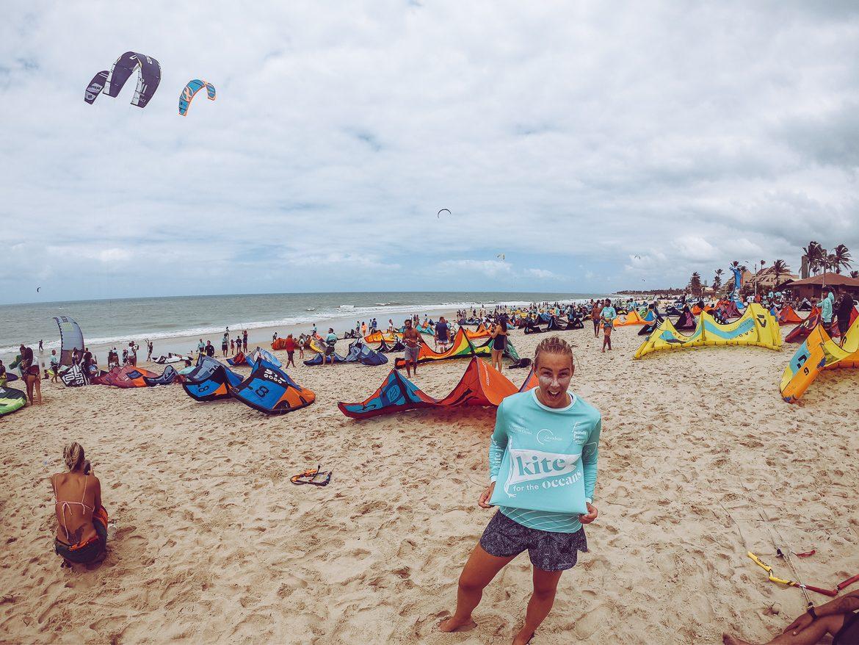 explorista Kumbuco kite parade