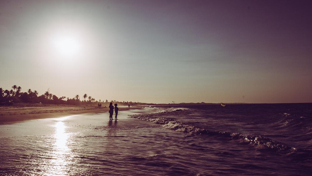 cumbuco beach brasilien