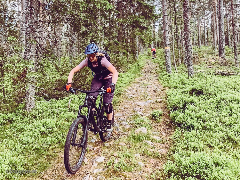 enduro mountainbike explorista