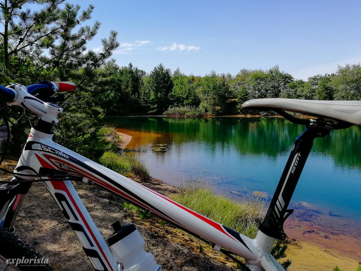 mountainbike thy nationalpark danmark