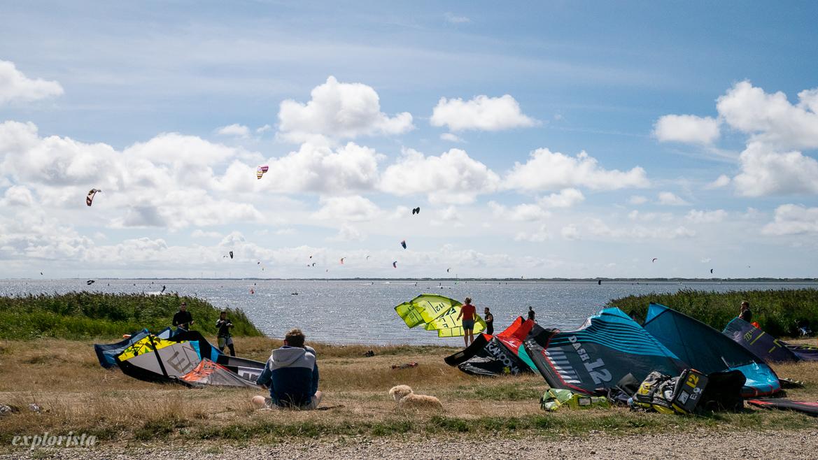 kitesurf danmark ringköbing