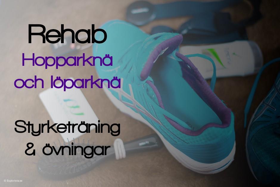 löparknä hopparknä rehab