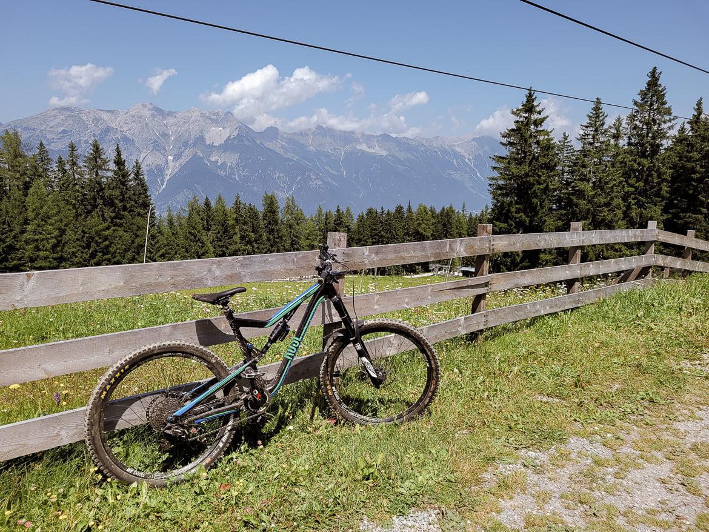 Innsbruck bike park