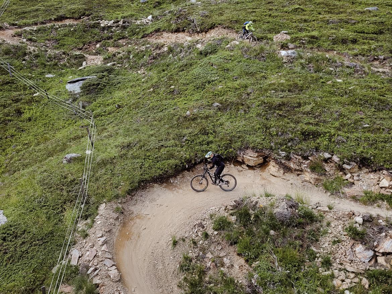Sölden bike republic - Bike park i Alperna