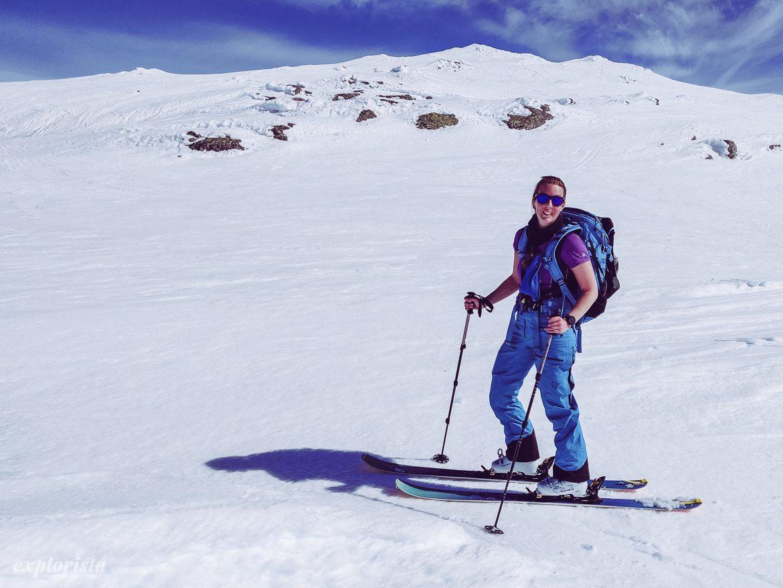 explorista skitouring topptur