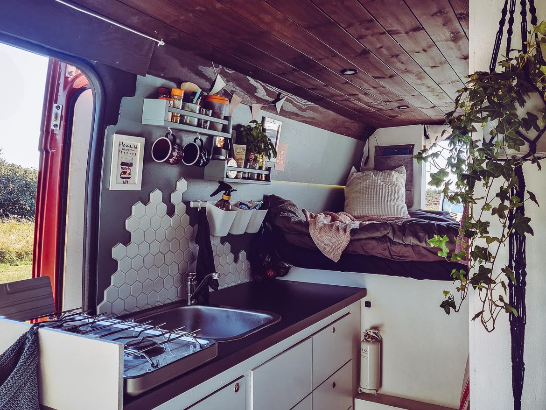 Vår andra egenbyggda campervan - Explorista - Peugeot Boxer 2014 L4H2
