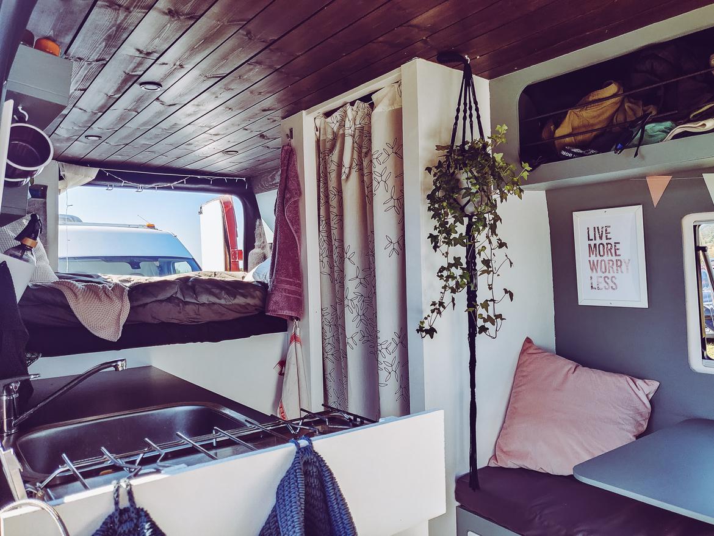 Vår andra campervan - Explorista - Peugeot Boxer 2014 L4H2