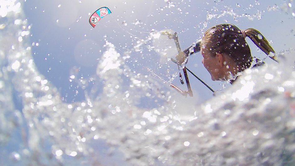 bodydrag kitesurf rrd kite
