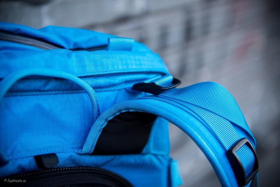 bärrem ryggsäck