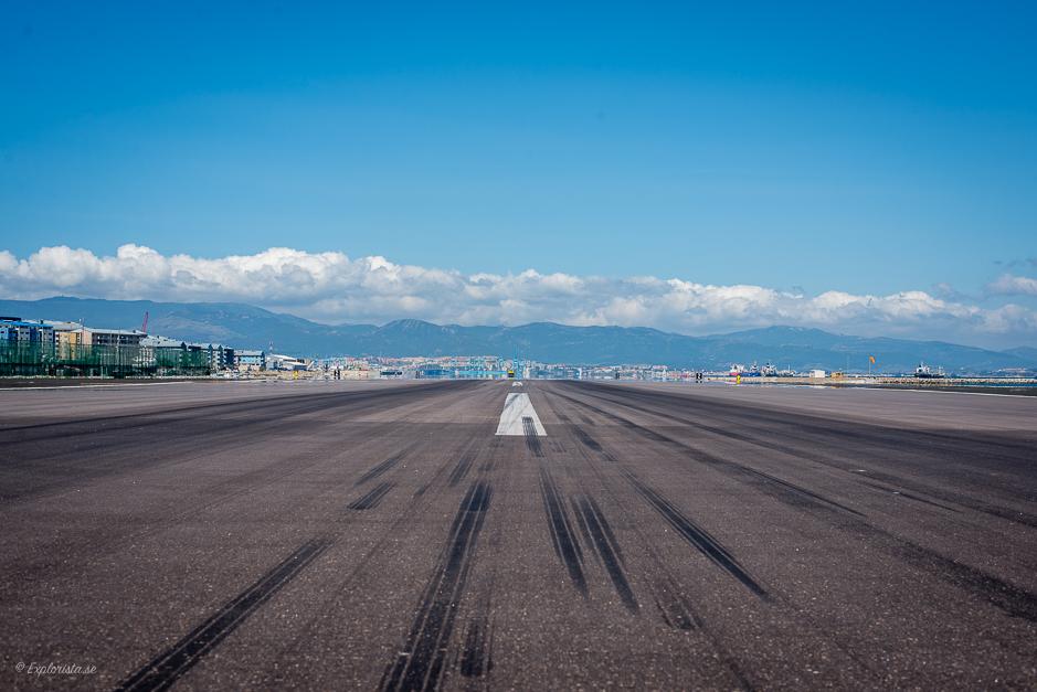 flygplatsen gibraltar