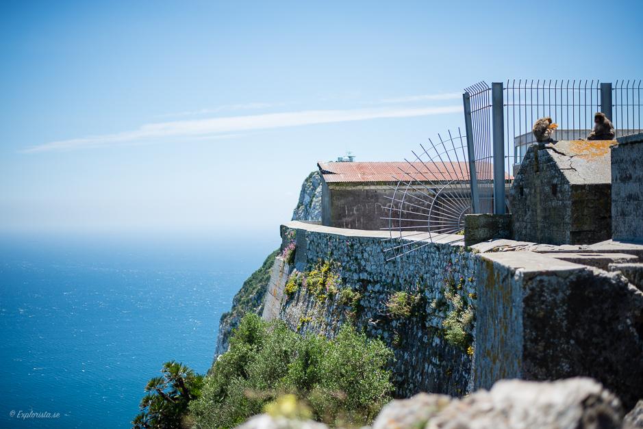 utsikt gibraltar