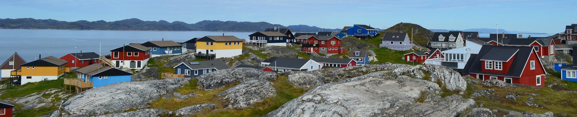 Grönland – bilder från ett sagolikt vackert land!