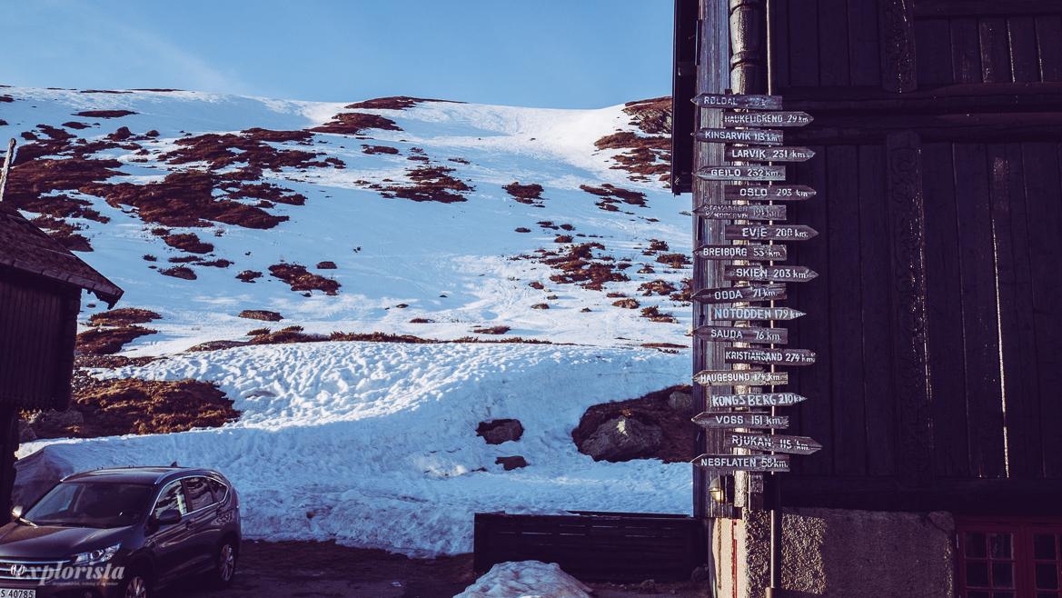 vinter skyltar
