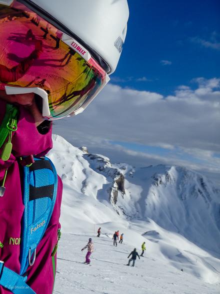 explorista skidor
