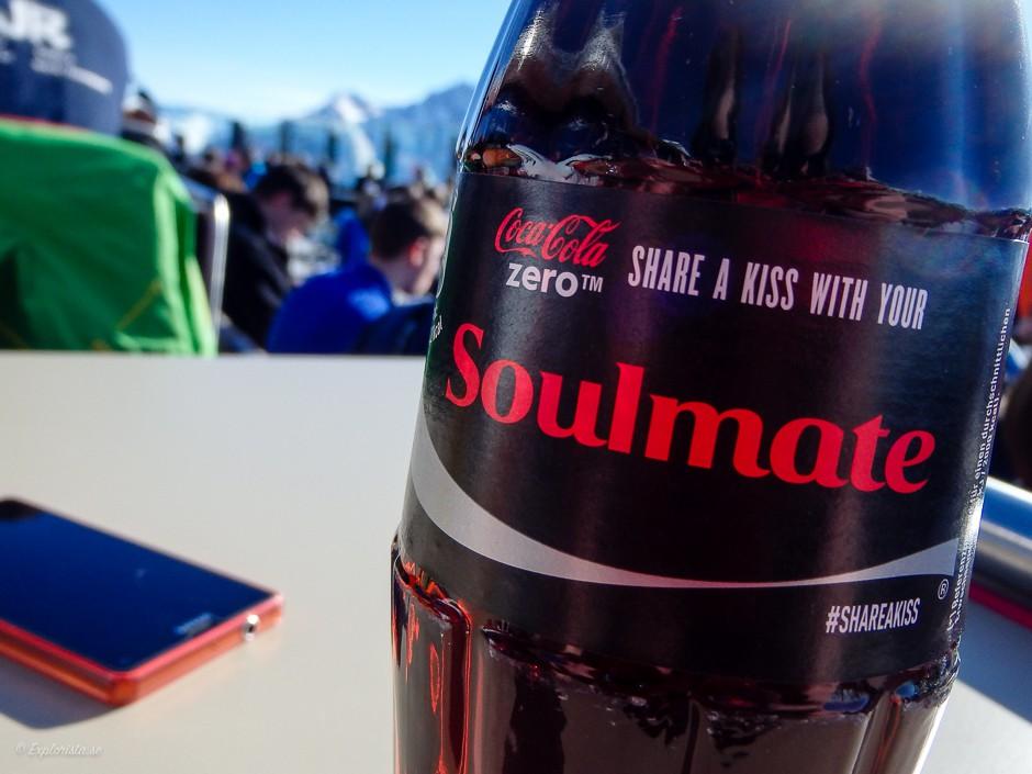 coca cola zero soulmate