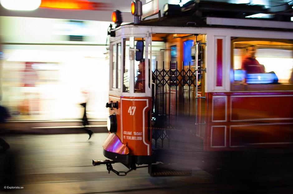 istanbul spårvagn