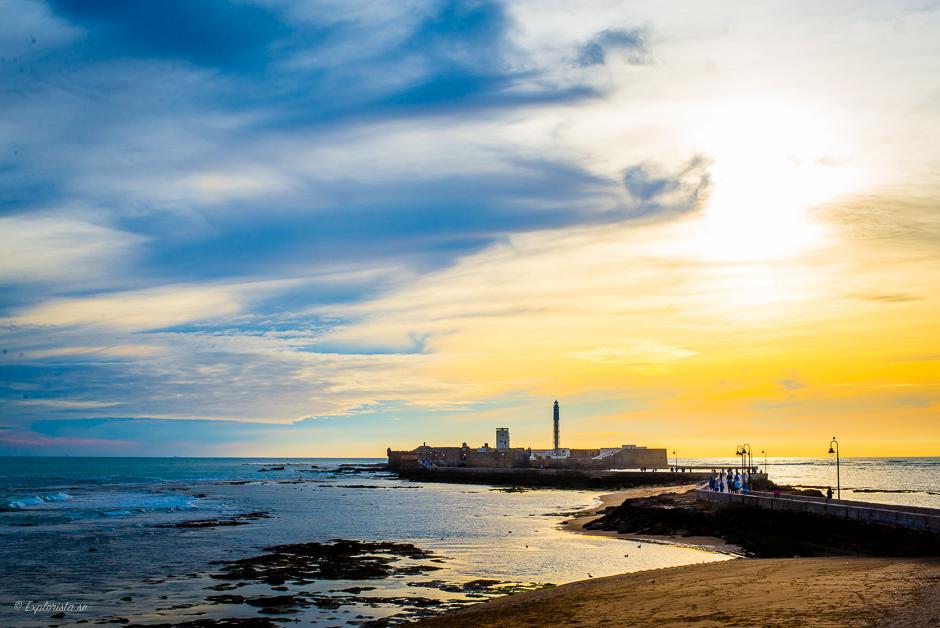 solnedgång cádiz