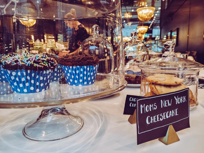 Jimmy & Joan's New York i Göteborg cupcakes
