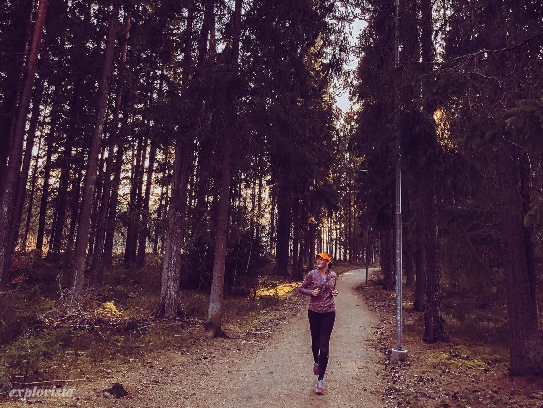 explorista löpning axamo