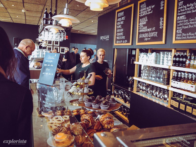 Bryggan cafe och bistro i Jönköping