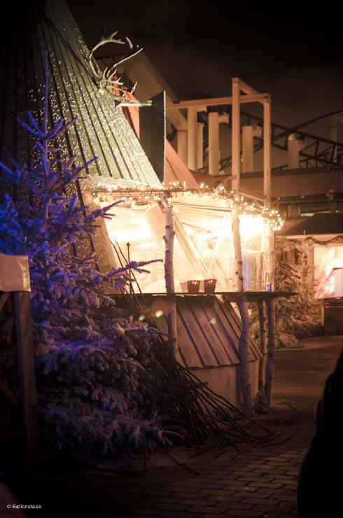 Souvas - Jul på Liseberg